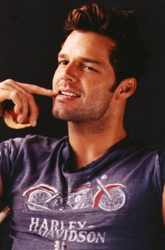 Ricky Martin makes my list Perfect Man, A Good Man, Puerto Rico, Latin Men, Rick Y, Actors, Pop Singers, Fine Men, Attractive Men