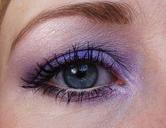 Von frühlingshaften lila Krokussen inspiriert: Guerlain - Écin 4 Couleurs (01 Les Violets)