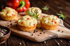 Melhores receitas de muffin salgado
