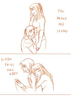 My art comic ed edward elric Winry Rockbell FMA Fullmetal Alchemist Edwin winry song comic i Fullmetal Alchemist Brotherhood, Fullmetal Alchemist Edward, Winry And Edward, Ed And Winry, Cute Couple Drawings, Cute Drawings, Anime Pregnant, Anime Nerd, Drawing Poses