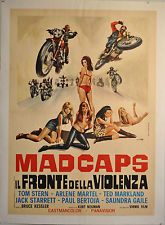Vintage Movies, Vintage Posters, Mad Cap, Vintage Italian, The Originals, Film, Movie Posters, Ebay, Sport
