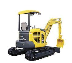 Mini Excavators | Reliable Equipment Rental, Inc.
