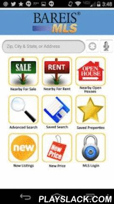 BAREIS MLS® SA MOBILE PRO  Android App - playslack.com ,  BAREIS MLS® SA MOBILE PRO is powered by the Official Multiple Listing Service for Marin, Mendocino, Napa, Solano, and Sonoma Counties in Northern California.BAREIS MLS® SA MOBILE PRO brings the most accurate and up-to-date real estate information to real estate professionals that are members and subscribe to the BAREIS MLS® service. With BAREIS MLS® SA MOBILE PRO members of BAREIS MLS® have access to all homes for sale and MLS…