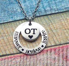 Occupational Therapist, Occupational Therapy, OT, COTA, occupational Rehab, Therapist Gift Idea,  Gift for OT, ot graduate, Ot graduation