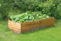 Hochbeet anlegen – Gärtnern mit Hügelbeet zum autark leben – krisenvorsorge