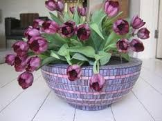 Image result for pots in mosaic