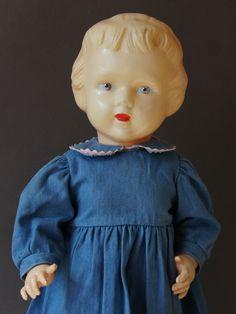 кукла ОХК из целлулоида
