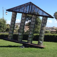 I templi che cambiano/il terzo paradiso - Michelangelo Pistoletto