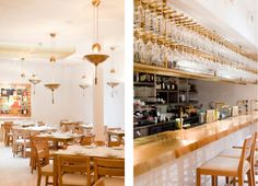 Ottolenghi Nopi | Londen | 2012 | Restaurant | Trends: Authenticiteit, Healthy, Fast & Slow, Global