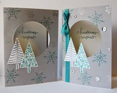 Stampin' Up! Festival of Trees and Endless Wishes, UK Independent Stampin' Up! Demonstrator - Julie Kettlewell