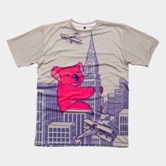 Giant #koala t-shirt.