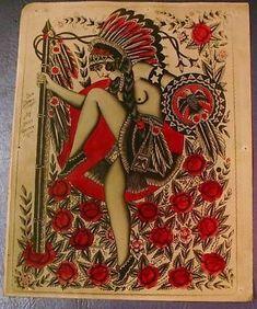 Vintage Bert Grimm Flash copy Sun Dancer