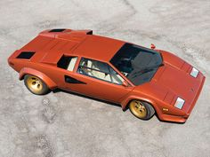 '79 Lamborghini Countach LP400S