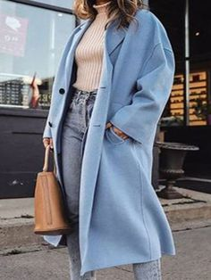 Komplette Outfits, Fall Outfits, Fashion Outfits, Womens Fashion, Fashion Trends, Fashion Ideas, Jeans Fashion, Trendy Outfits, Casual Winter Outfits