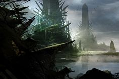 Concept-Art — kekai-k: dragonmountain: Kekai Kotaki? Yup