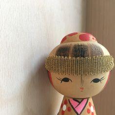 Kokeshi Headband? Ou petit bracelet pour le poignet de maman? Bientôt la fête des Mères ❤️