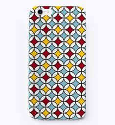 Colorful Stars Phone Case Geometric Products from Geometric Wishes Iphone Phone Cases, Samsung Cases, Geometric Star, Design Art, Mens Fashion, Colorful, Stars, Accessories, Products