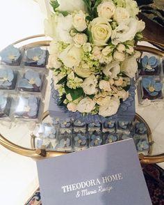{ Special Tea Afternoon! }  Lançamento do catálogo de presentes da @theodorahome e Maria Rudge. Tudo muito lindo Ma parabéns!