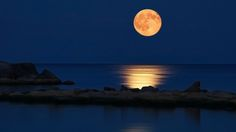 Full Moon: Harness The Energy & Make It Work For You