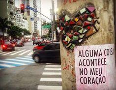 ❤️... Av. Ipiranga X Av. São João - São Paulo - SP - By @rickphotos2  #vozesdacidade #saopaulo #sp #sampa #acidadefala #coolsampa #vozesdarua #pelasruas #poesiaurbana #olheosmuros #osmurosfalam #spcity #artederua #olhesp #oquearuafala #paredesurbanas #murosporai #ruaspoeticas
