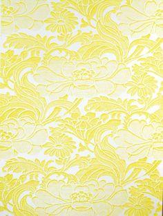 Tudor Floral Tapestry walpaper