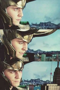 Loki ~ The Avengers,deleted scene.The Other tells Loki to use the scepter...Yes,Loki,the scepter.Oops