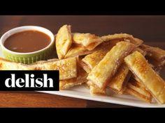 Apple Pie Fries | Delish - YouTube