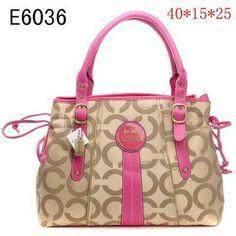 milky sand pink Coach New Arrivals Handbags