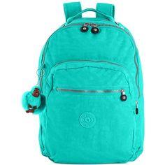 Kipling Handbags Seoul Backpack ($81) ❤ liked on Polyvore featuring bags, backpacks, breezy turquoise, stripe backpack, water resistant backpack, backpacks bags, multi colored backpacks и laptop pocket backpack