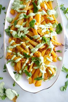 Baked Rutabaga Fries with Spinach Cashew Cream - a delicious roasted rutabaga recipe with a vegan cashew cream made with spinach, lemon, and garlic! An easy vegetable side for any meal! Healthy Veggie Snacks, Healthy Eating, Summer Vegetable Recipes, Roasted Rutabaga, Rutabaga Recipes, Vegetarian Recipes, Healthy Recipes, Free Recipes, Paleo Vegetables