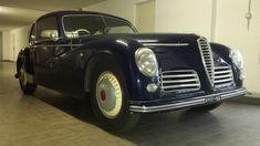 Registro Internazionale Alfa Romeo 6C2500 - 916158 Freccia d'oro