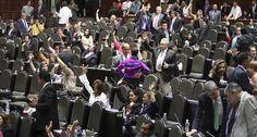 Anonymous filtró base de datos que revela pagos millonarios por parte de la Cámara de Diputados Foto: Cuartoscuro