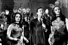 Before leaving Chicago for good in Hugh Hefner's Playboy magazine left its imprint on the Windy City. American Women, American History, Gloria Steinem, Hugh Hefner, Playmates Of The Month, Chicago Tribune, Chicago Chicago, Playboy Bunny