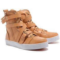 christian louboutin High Top Sneakers