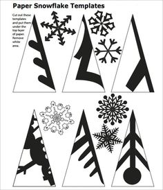 DIY Papier Diy paper snowflakes pattern snowflake 59 ideas Using A Room Humidifier For Health Aspect Paper Snowflake Template, Paper Snowflake Patterns, Snowflake Cut Out Pattern, Christmas Snowflakes, Christmas Fun, Diy Snowflakes, Snowflake Cutouts, Snowflake Craft, Origami Christmas