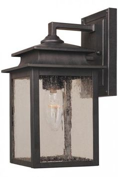 Sutton Outdoor Wall Sconce