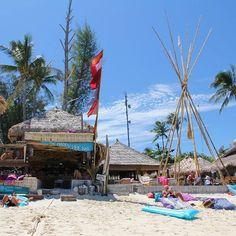 Thailand // Koh Lipe // The happy vibe bar