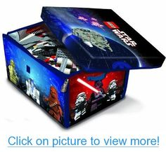 Neat-Oh! LEGO Star Wars ZipBin Medium Toybox $ Playmat #Neat_Oh! #LEGO #Star #Wars #ZipBin #Medium #Toybox # #Playmat