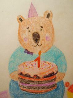 happy bday little bear))))