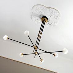 Intueri light -  SI-6 Chandelier