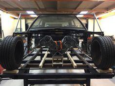 TPCustom: Engine | Mercedes circuit racer W201 RS light weight race car