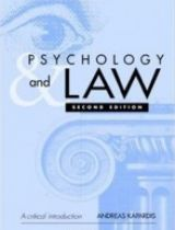 Psychology and Law: A Critical Introduction, 2nd Edition, Download free ===> http://zeabooks.com/book/psychology-and-law-a-critical-introduction-2nd-edition/