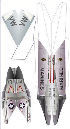 JAGRAF/X - VMFA-314 Black Knights