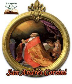 Leamos la BIBLIA: San Andrés Corsini