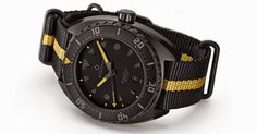 Basel 2015: Eterna Super KonTiki Black Edition.   This year, at Baselworld 2015, Eterna presented a new version of its famous diving watch: the Super KonTiki Black Edition, limited to 888 pieces. The price of the new Eterna Super KonTiki Black Edition (ref. 1273.43.41.1365) is Swiss Francs 2,550 / Euro 2,600.