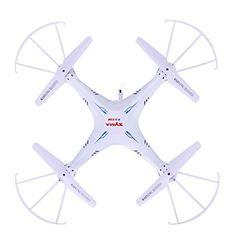 Syma X5SW RC Quadcopter Drone HD Cámara WiFi FPV 2.4GHz RTF - http://www.midronepro.com/producto/syma-x5sw-rc-quadcopter-drone-hd-camara-wifi-fpv-2-4ghz-rtf/