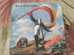 Que Viva Colombia! Pride, Baseball Cards, Colombia