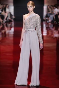 Elie Saab Fall Couture 2013