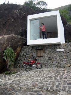 box house • sao paulo, brazil • alan chu + cristiano kato