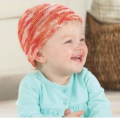 Wandering Clouds Baby Knit Hat